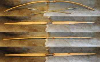 replica di arco di Holmegaard