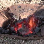 Archeologia sperimentale: fusione del vetro