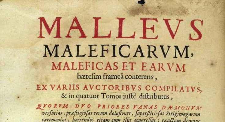 Malleus Maleficarum, il Martello delle streghe