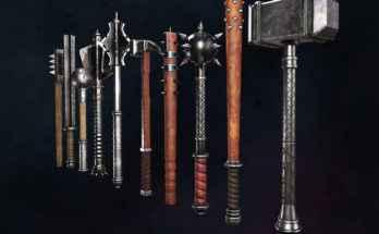 Storia e timeline delle armi bianche
