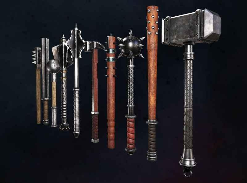 Timeline delle armi dalla preistoria al XVII secolo