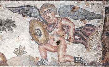 Amore romantico nell'antichità