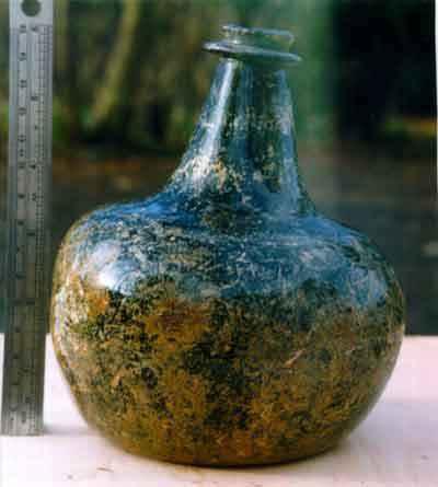 Bottiglia della strega di Reigate