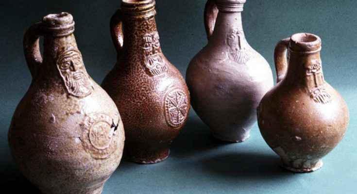 Bottiglie della strega