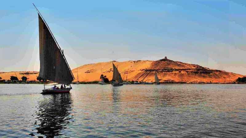 Egitto trasporto fluviale