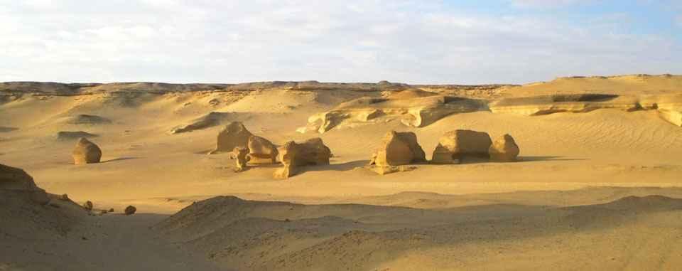 Egitto spostamento via terra
