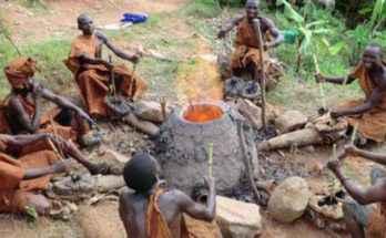 Archeologia sperimentale: fusione del ferro