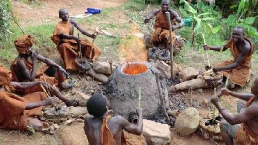 Archeologia sperimentale: forni di fusione del ferro a Meroe
