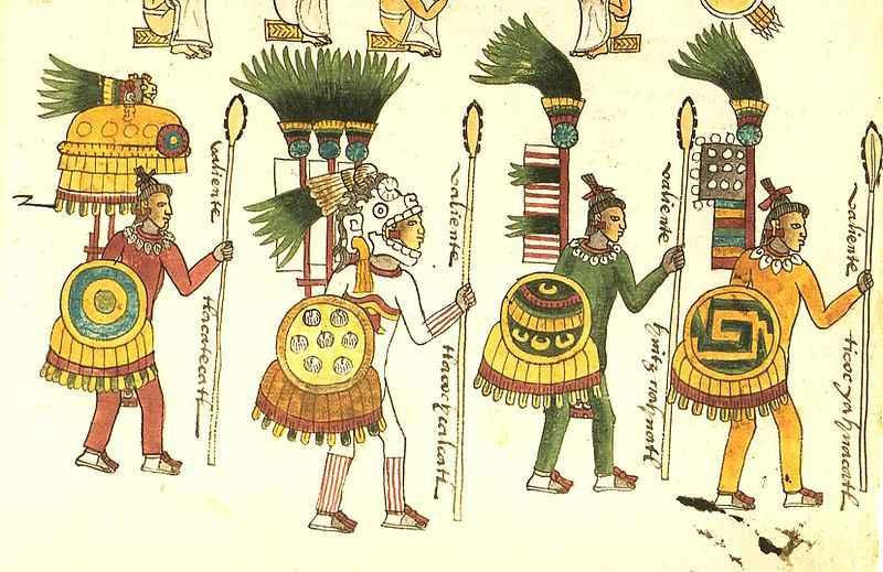 Guerra dei Fiori azteca
