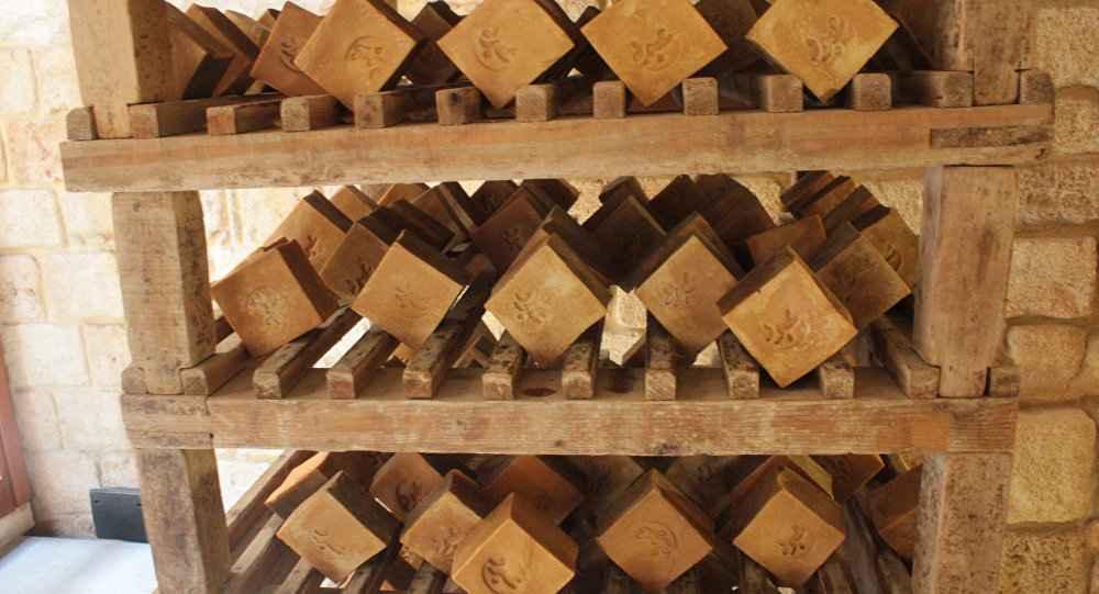 Sapone del Libano, prodotto secondo metodi antichi nella città di Saida