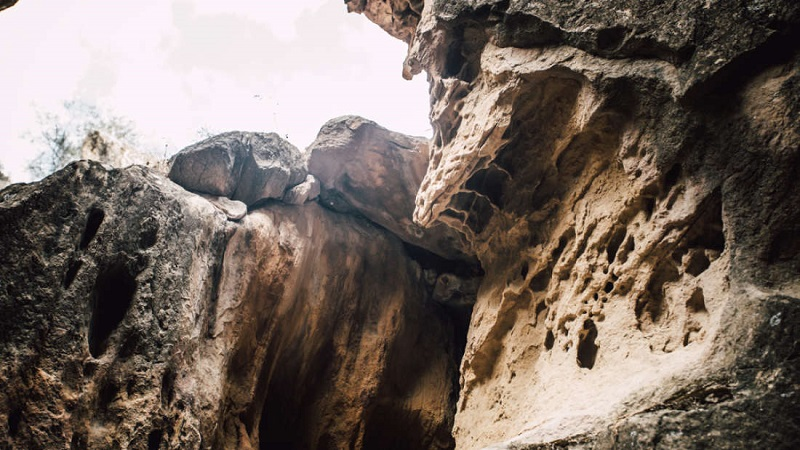 Caverne del Gobusta National Park
