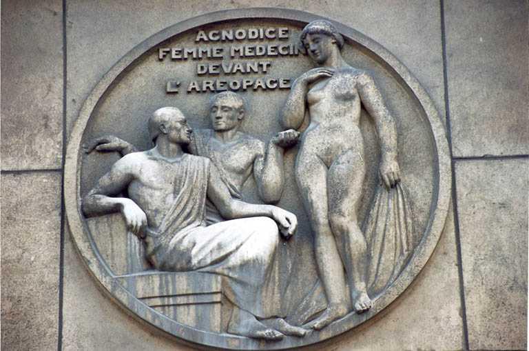 Donne e scienza nell'antichità: Agnodice