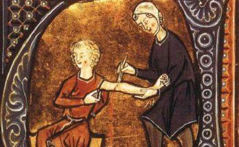 Medicazione e cura delle ferite nella storia
