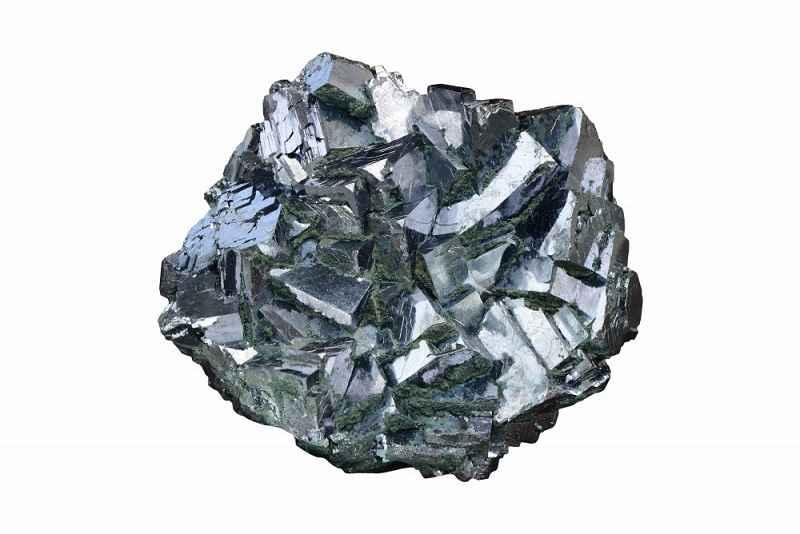 Galena, mix di piombo e argento