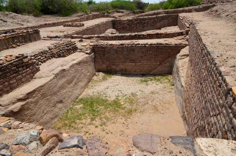Cisterna di Dholavira