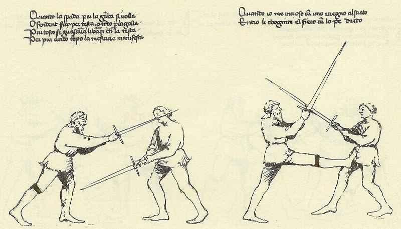 Fiore dei Liberi da Premariacco e il Flos duellatorum.
