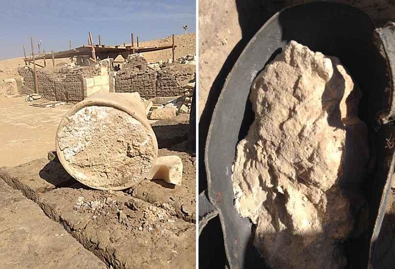 Formaggio egizio vecchio di 3.200 anni