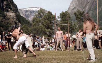 Glima, arte marziale dei vichinghi