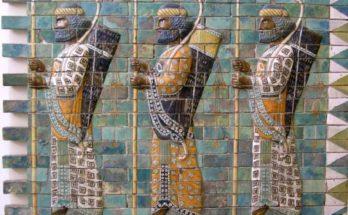 Immortali dell'esercito persiano
