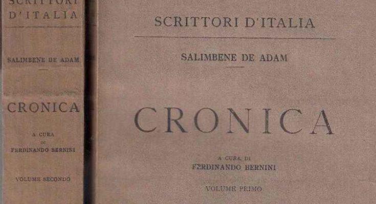 Cronica, Salimbene da Parma