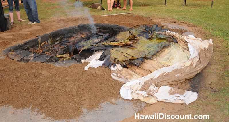 Imu, il forno tradizionale hawaiano