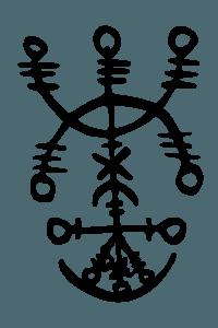 Simbolo Nábrókarstafur