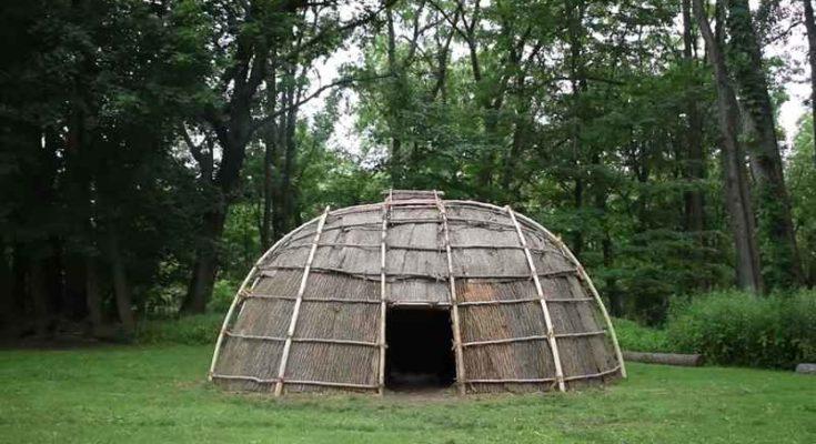 Il wigwam (o wikiup), la capanna dei nativi americani