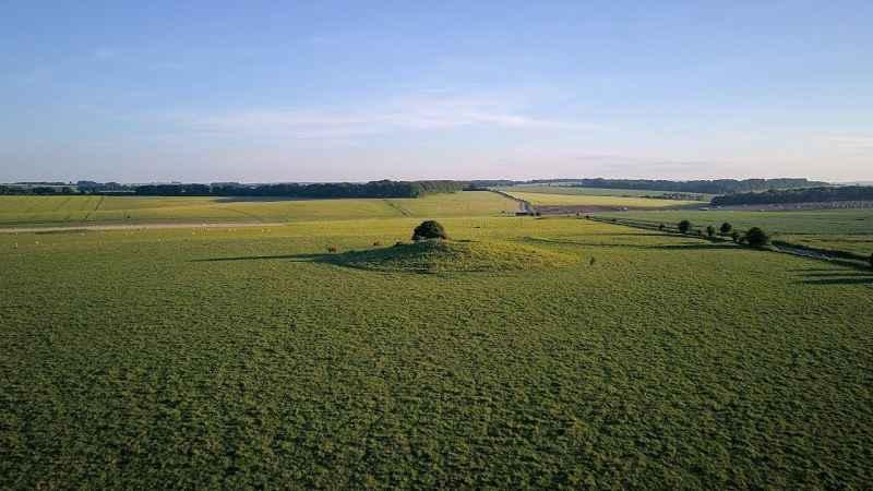 Il sito Bush Barrow
