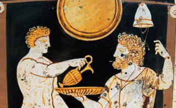 Le divinità dell' alcol
