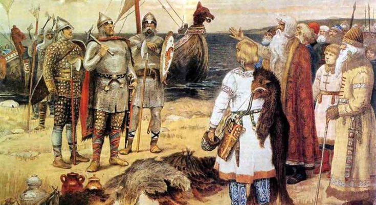 Ahmad ibn Fadlan e l'incontro con i Variaghi