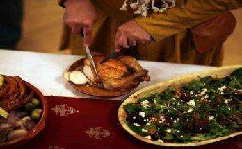 Abitudini alimentari del Medioevo