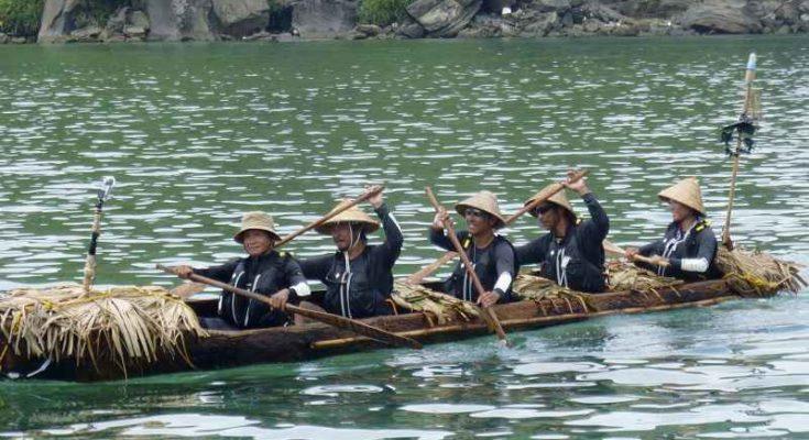 Team giapponese replica l'antica (e ipotetica) migrazione da Taiwan a Okinawa