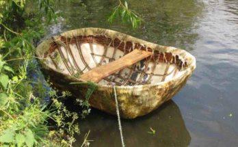 Coracle, antica imbarcazione fluviale