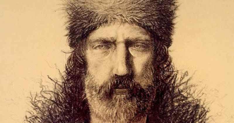 Ritratto di Hugh Glass