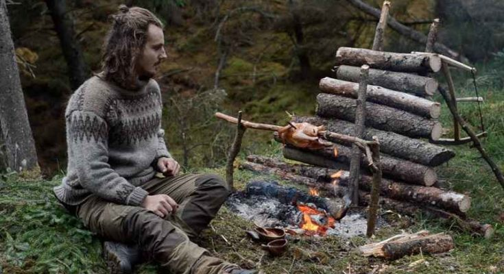 Video: 6 days solo bushcraft