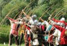 Arciere medievale