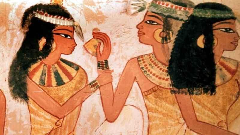 Frutta, verdura e legumi nell'antico Egitto