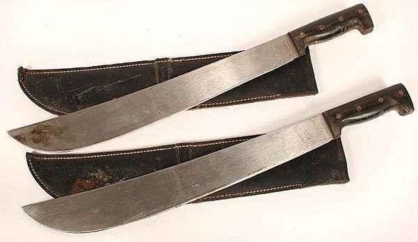 Machete collins su invaluable.com
