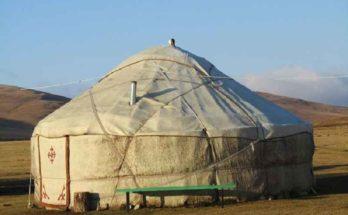 La yurta, o ger