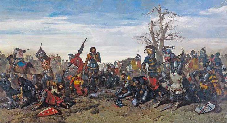Le Combat des Trente (1857)
