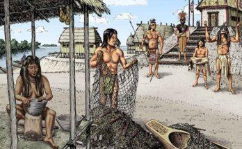 La piscicoltura dei nativi americani Calusa