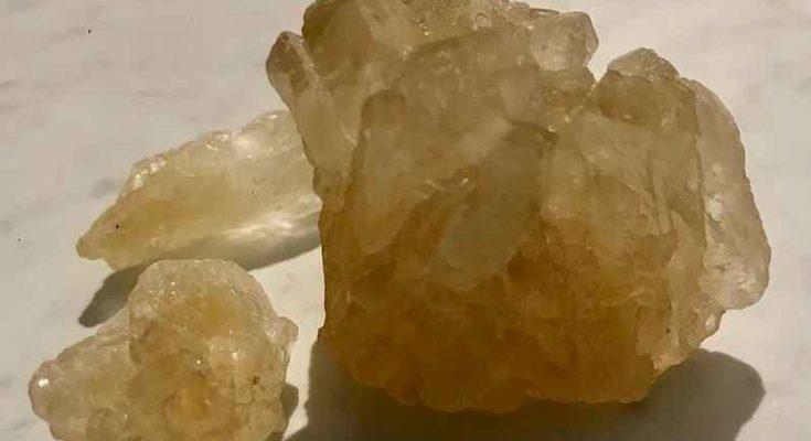 I cristalli di zucchero della dinastia Tang