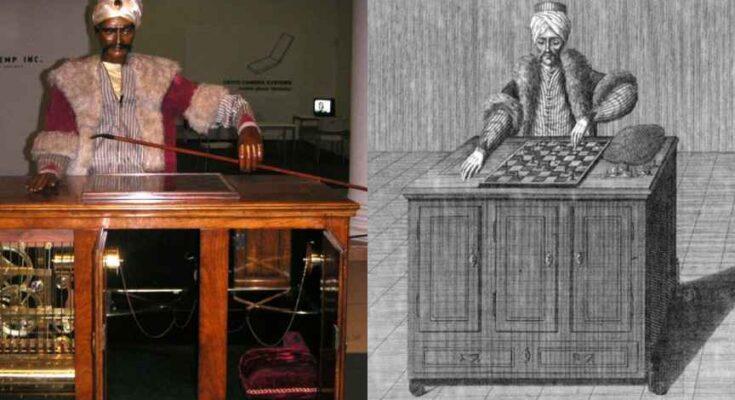 Il Turco, l'automa che giocava a scacchi